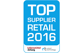 top supplier retail 2016