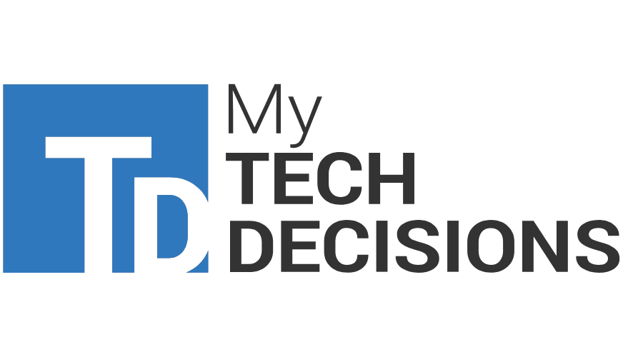 my techdecisions logo